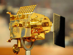 Chandrayaan spacecraft