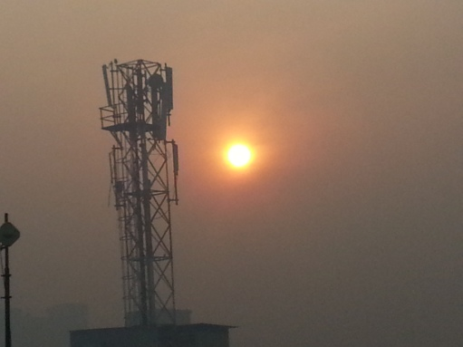 Emissions from biomass burning - R. Prasad