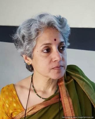 Soumya Swaminathan. - Photo R. Prasad