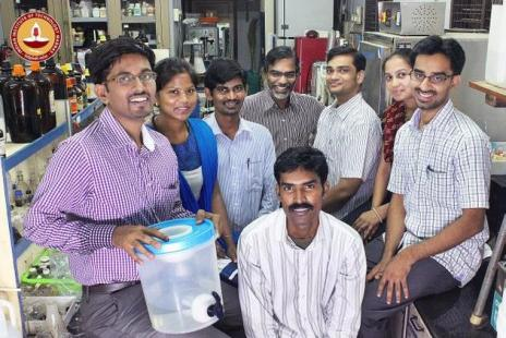 Water purifier - IIT