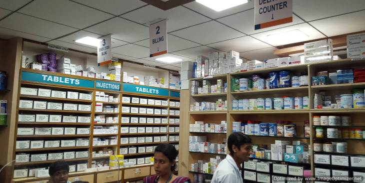 Pharmacy - Photo R. Prasad