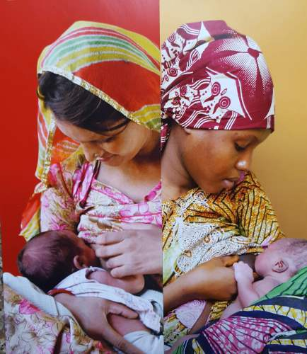 Breastfeeding - Photo UNICEF