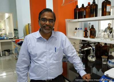 Prof. Pradeep, IIT Madras