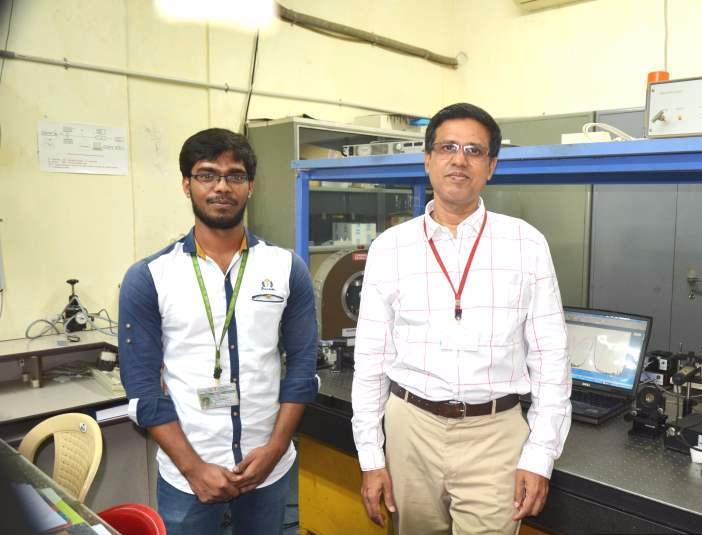 IGCAR - Ferrofluid-Optimized