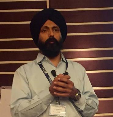 Dr. Tavpritesh Sethi from AIIMS