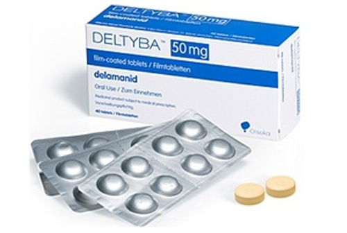 Delamanid