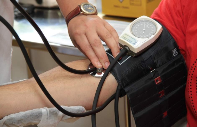 Blood pressure-Optimized